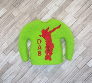 Elf DAB FN Sweater Embroidery Design